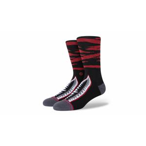 Stance Stample Warbird Crew Sock červené A545C20WAR-RED