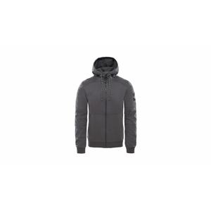 The North Face M Fine Hoodie-XL šedé T93BPG0C5-XL