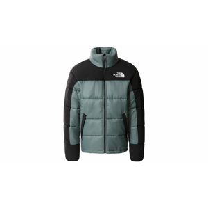 The North Face M Himalayan Insulated Jacket-M zelené NF0A4QYZHBS-M