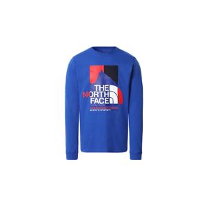 The North Face M K2RM Tee modré NF0A55UKCZ61 - vyskúšajte osobne v obchode
