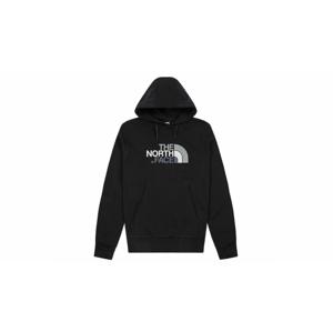 The North Face M Seasonal Drew Peak Pullover Hoodie-XL čierne NF00AHJYKX71-XL