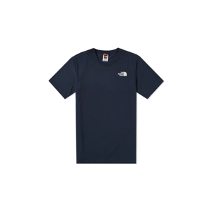 The North Face M S/S Redbox Tee modré NF0A2TX2M6S