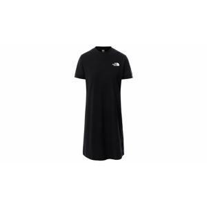 The North Face W Tee Dress čierne NF0A5583JK3 - vyskúšajte osobne v obchode