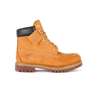 Timberland Icon 6-Inch Premium Boot-10.5UK hnedé 10061-713-WHE-10.5UK