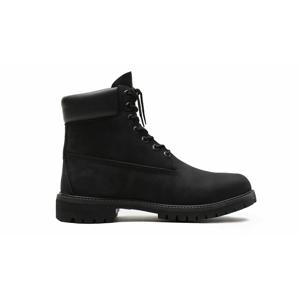Timberland Premium 6-Inch Waterproof Boot Nubuck čierne 10073-001 - vyskúšajte osobne v obchode