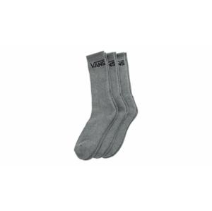 Vans Classic Crew Socks 3 Pack-6-8.5 šedé VN000XRZHTG-6-8.5