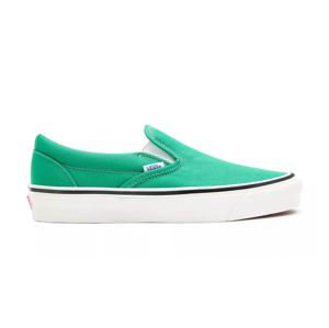 Vans Classic Slip-On (Anaheim Factory) Og Emerald zelené VN0A3JEX45Z - vyskúšajte osobne v obchode