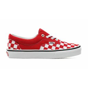Vans Era Checkerboard Racing Red červené VN0A4BV4S4E - vyskúšajte osobne v obchode