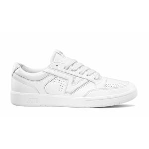 Vans Leather Lowland CC Shoes-4 biele VN0A4TZYOER-4