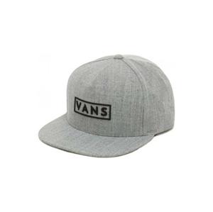 Vans MN Easy box Snapback šedé VN0A45DPHTG - vyskúšajte osobne v obchode
