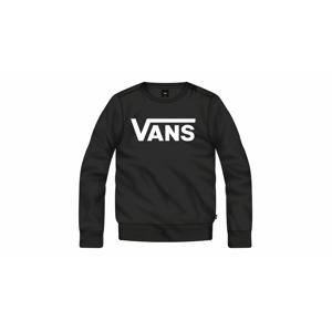 Vans Mn Vans Classic Crew II čierne VN0A456AY28 - vyskúšajte osobne v obchode