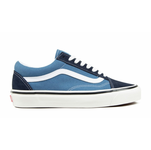 Vans Old Skool 36 Dx (Anaheim Factory) modré VN0A38G2SU01 - vyskúšajte osobne v obchode