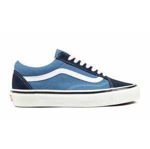 Vans Old Skool 36 Dx (Anaheim Factory)-11 modré VN0A38G2SU01-11