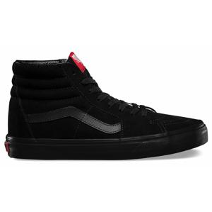 Vans SK8-Hi Black Black čierne VN000D5IBKA - vyskúšajte osobne v obchode