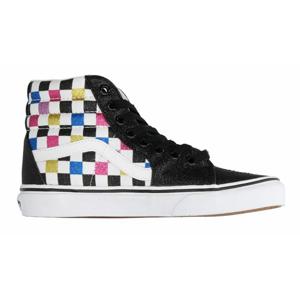 Vans Sk8-Hi Glitter Checkerboard farebné VN0A4BV6V3P - vyskúšajte osobne v obchode