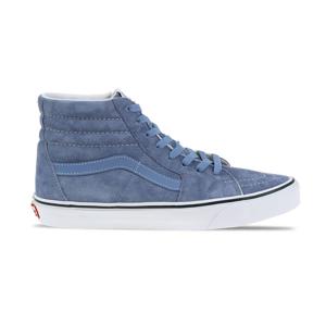 Vans SK8-Hi Pig Suede Tempest Blue modré VN0A32QG4R21 - vyskúšajte osobne v obchode