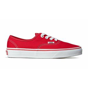 Vans Ua Authentic Red červené VN000EE3RED - vyskúšajte osobne v obchode