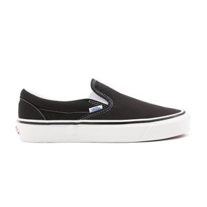 Vans Ua Classic Slip-On Anaheim Factory Og Blk čierne VN0A3JEXUDA1 - vyskúšajte osobne v obchode