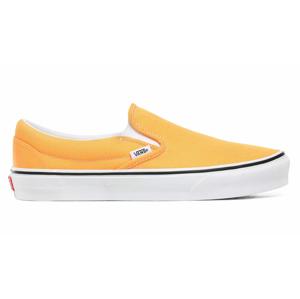Vans Ua Classic Slip-On (Neon)Blazing Orng/Tr Wht žlté VN0A4U38WT4 - vyskúšajte osobne v obchode