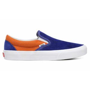 Vans Ua Classic Slip-On (P&C) Ryl Bl/Apricot Buff modré VN0A4U38WTJ - vyskúšajte osobne v obchode