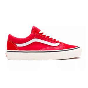 Vans Ua Old Skool 36 Dx (Anaheim Factory) OG RED červené VN0A54F3U8Q1 - vyskúšajte osobne v obchode