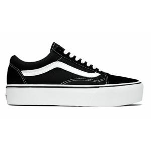 Vans Ua Old Skool Platform Black White-4.5 čierne VN0A3B3UY28-4.5