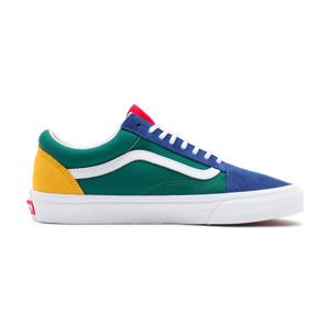 Vans Ua Old Skool (Vans Yacht Club) Blue/Green farebné VN0A38G1R1Q - vyskúšajte osobne v obchode