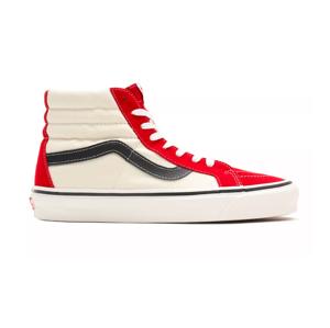 Vans Ua Sk8-Hi 38 Dx (Anahemfcty) Og Red červené VN0A38GF4UK - vyskúšajte osobne v obchode
