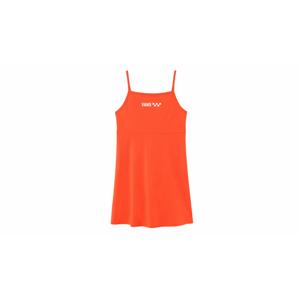 Vans Wm Meadowlark Skater Dress Grenadine oranžové VN0A4DPDYEP - vyskúšajte osobne v obchode