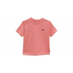 Vans Wmn´s Boxy T-shirt ružové VN0A4MFLYZO