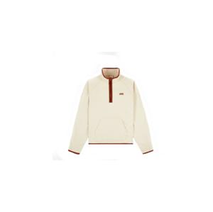 Vans WMNS Surf Supply Half Zip Sweatshirt XL biele VN0A5JHPEDQ-XL
