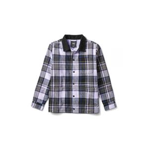 Vans X Anderson Paak Plaid Reversible chore coat MN modré VN0A5FFT4481 - vyskúšajte osobne v obchode