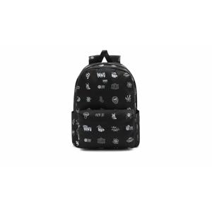 Vas MN Old Skool H2O Backpack Lost and Found čierne VN0A5E2SZBG